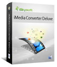 iMedia Video Converter Deluxe for Mac – Rip and Burn DVDs