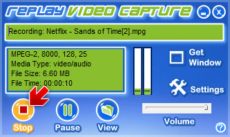 How to Capture Netflix Video - Media Capture and Convert