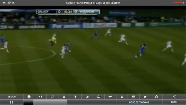 Record from MegaVideo.com video player